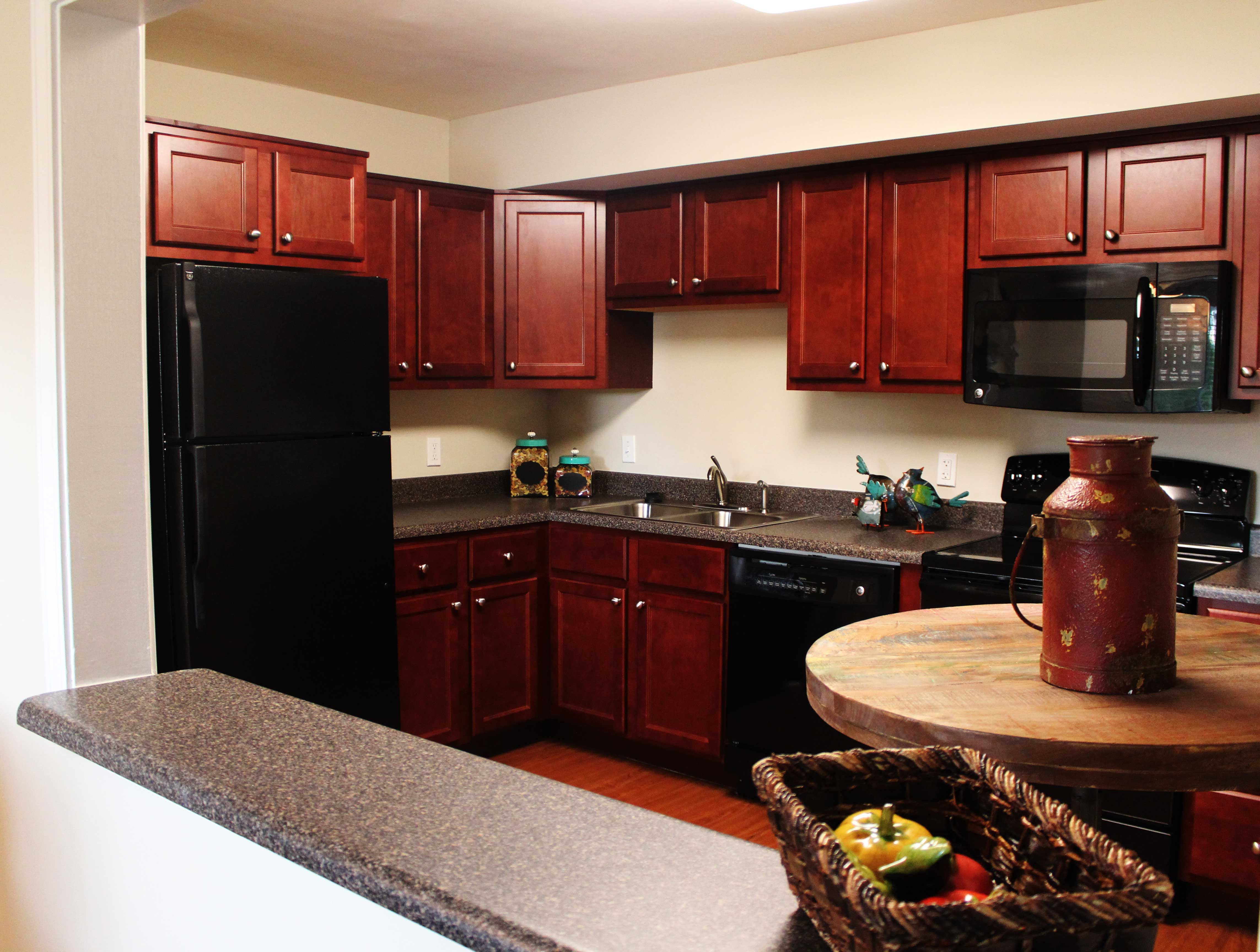 Large Kitchen With A Ton Of Storage Space Large Kitchen Storage Spaces Kitchen