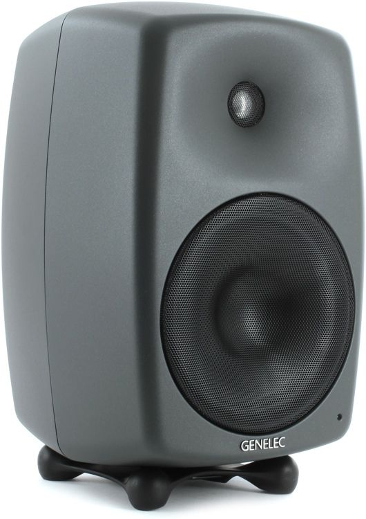 Genelec 8050B - I love the quality of Genelec monitors. They're excellent for monitoring while recording and mixing. These are usually sold individually