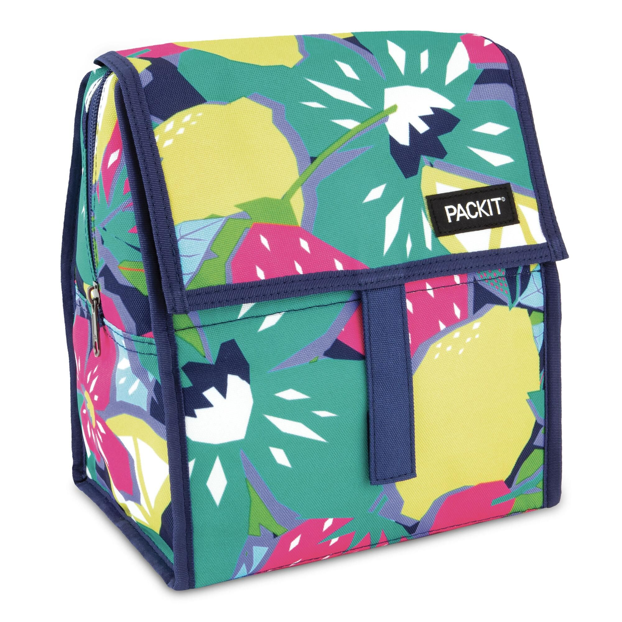Packit Floral Fruit Freezable Lunch Bag By World Market In 2020