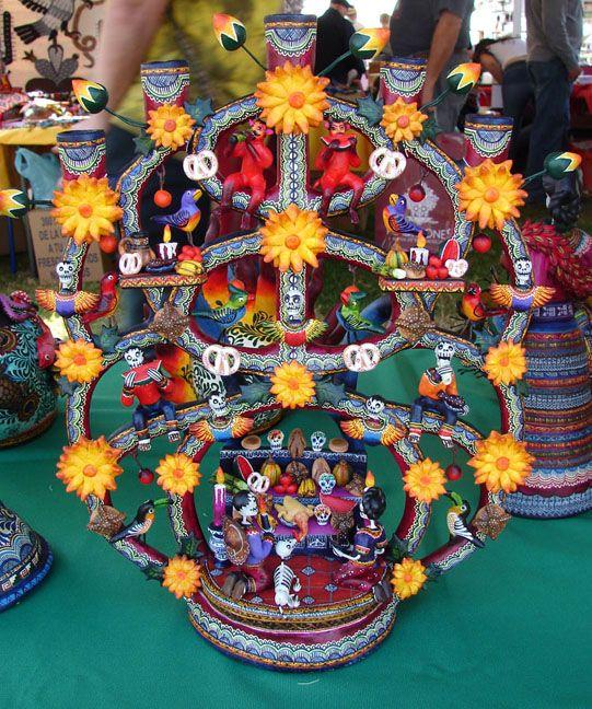 Castillo. Tree of Life