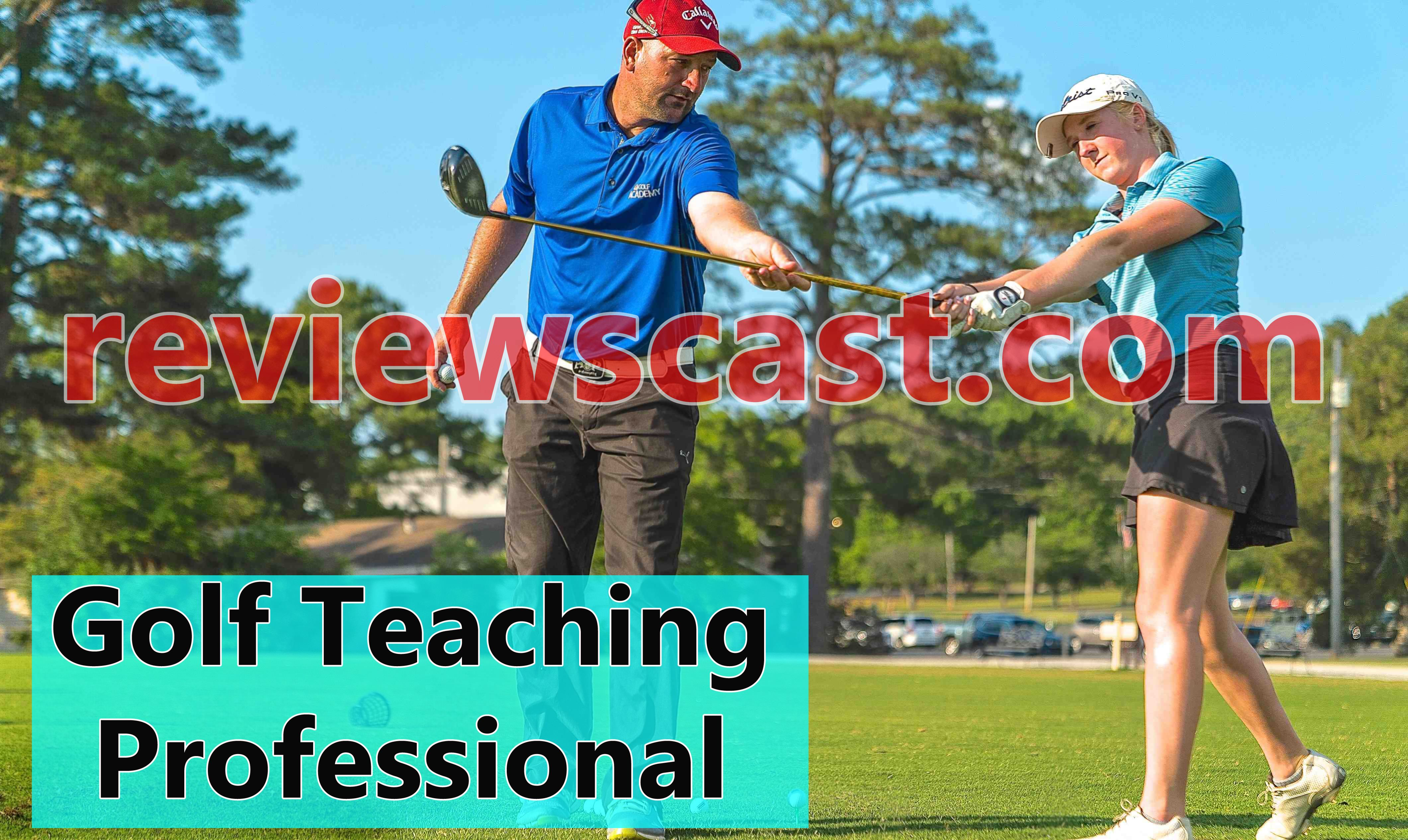 Golf teaching professional golfteachingprofessional