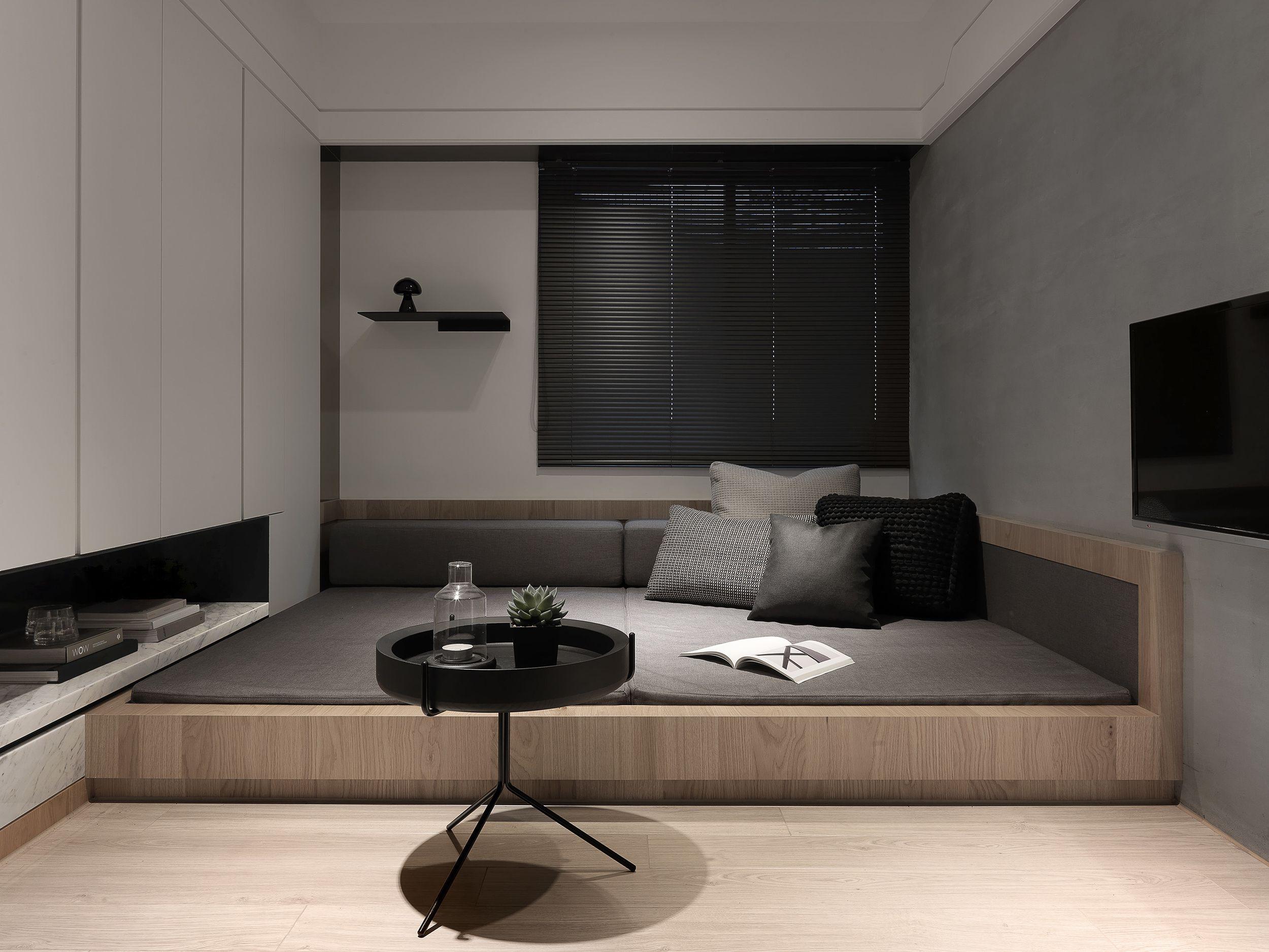 Moooten Studio 墨田工作室 Secret Territory Home bedroom