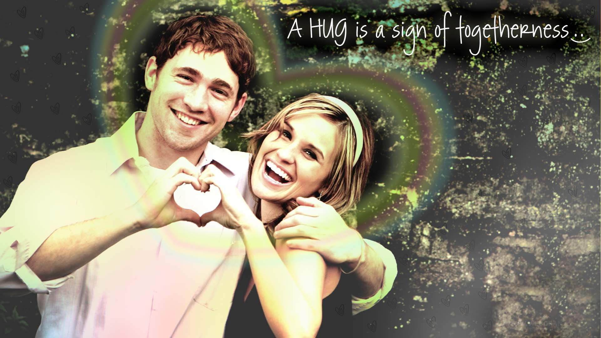 Cute Couple Hug Wallpaper For Mobile Source Love In Hd Floweryred2 Com