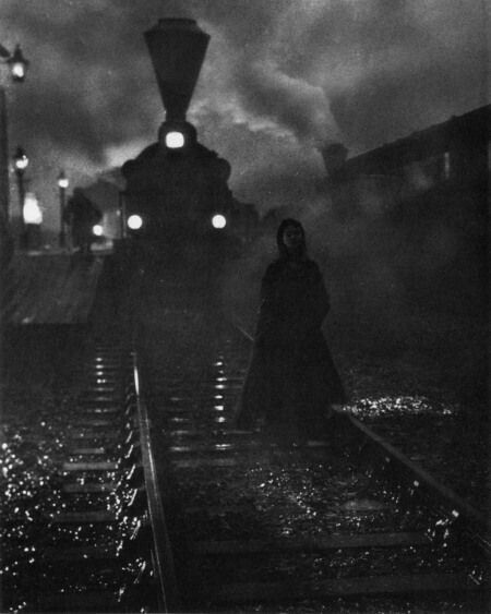 Every so often, when the train stops in the misty twilight at its next destination, Celia takes a stroll up and down the nearby tracks to clear her head before her first performance of the night. The Circus will set itself up in her absence - no announcements will precede it. It will simply be there, when yesterday it was not…