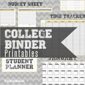 budget plan for college student