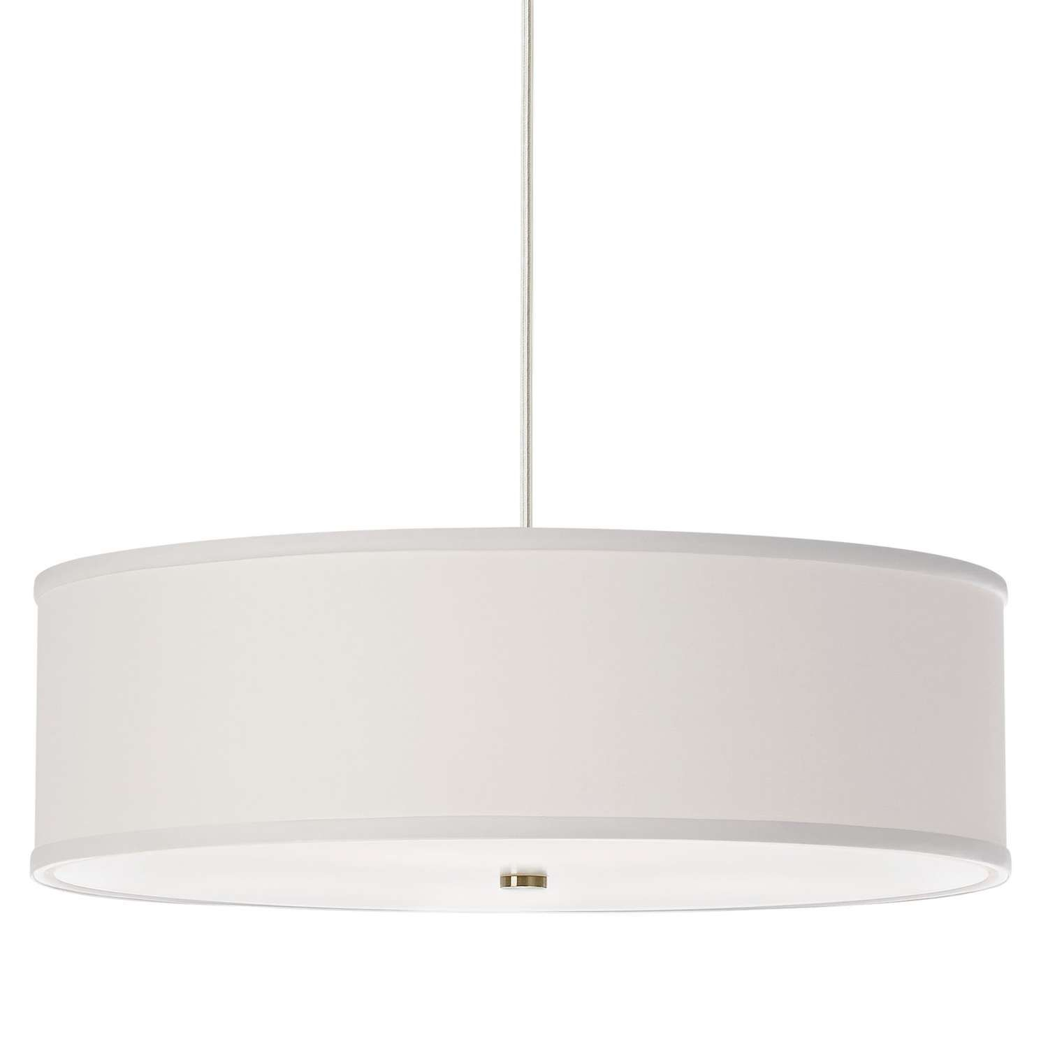 Mulberry pendant glass diffuser bronze finish and canopy