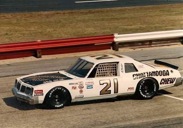Larry Pearson Nascar Race Cars Racing Car Model Stock Car Racing