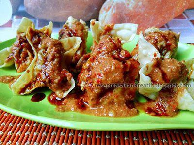Resep Batagor Bandung Tahu Bakso Ikan Goreng Resep Masakan Indonesia Resep Resep Masakan