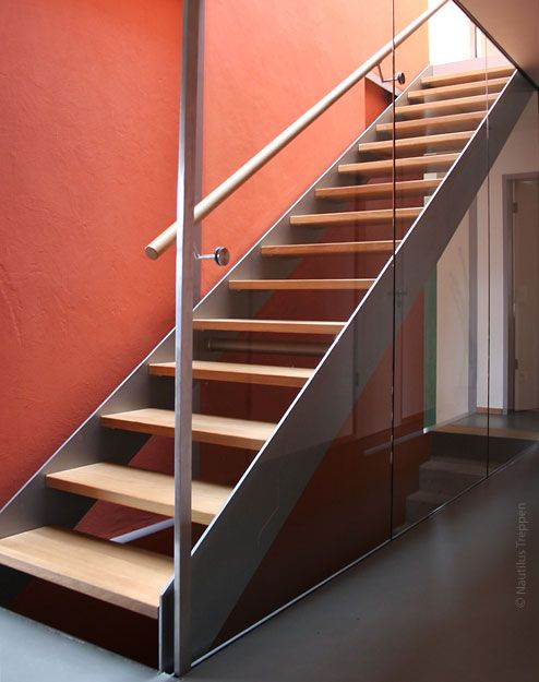 stahlwangentreppe n 4000 in weimar treppen pinterest treppe treppengel nder und stiegen. Black Bedroom Furniture Sets. Home Design Ideas