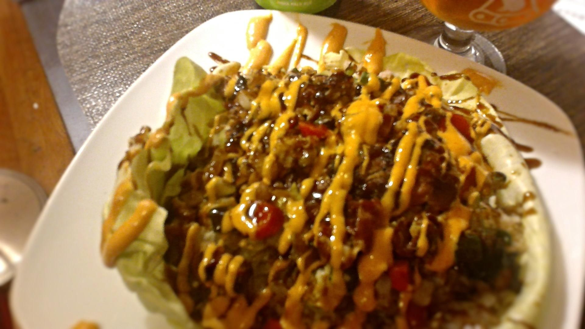 [Homemade] Fall Okonomiyaki [http://bit.ly/2fxjd9M] #recipes #food #cooking #delicious #foodie #foodrecipes #cook #recipe #health