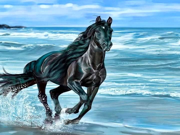 Running Horse Wallpaper 1920 X 1080 Wallpaper Pinterest