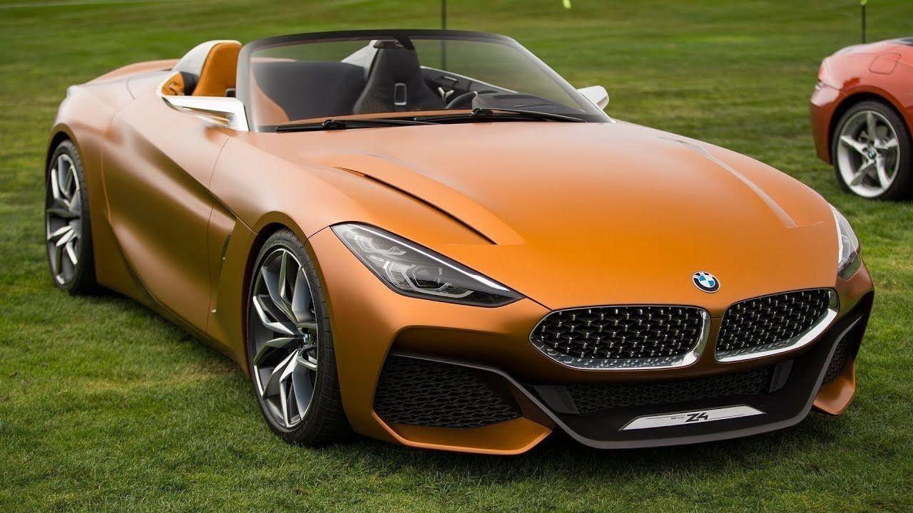 New 2020 Bmw Z4 Specs Bmw Z4 Bmw Car Hd