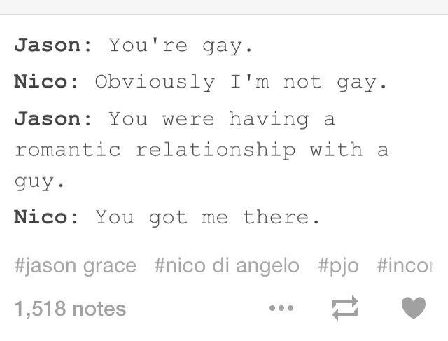 Incorrect PJO quotes   Nico di Angelo   Pinterest   Percy ...