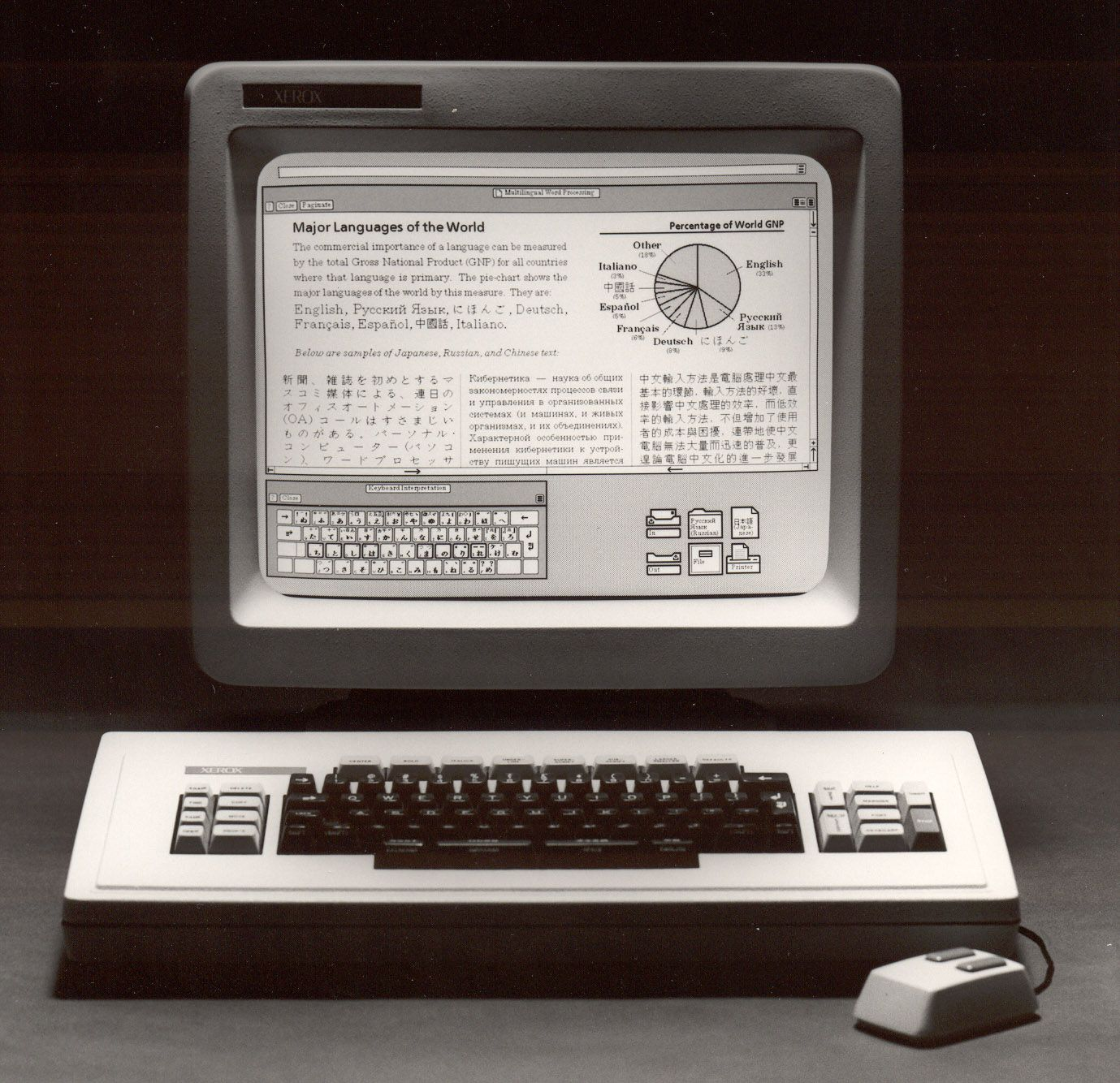 40 years of icons the evolution of the modern computer