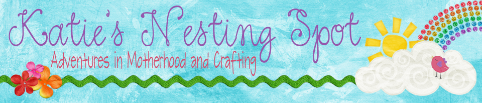 Very cute two blogs in one! Large community of crafter moms with tips on all sorts of things