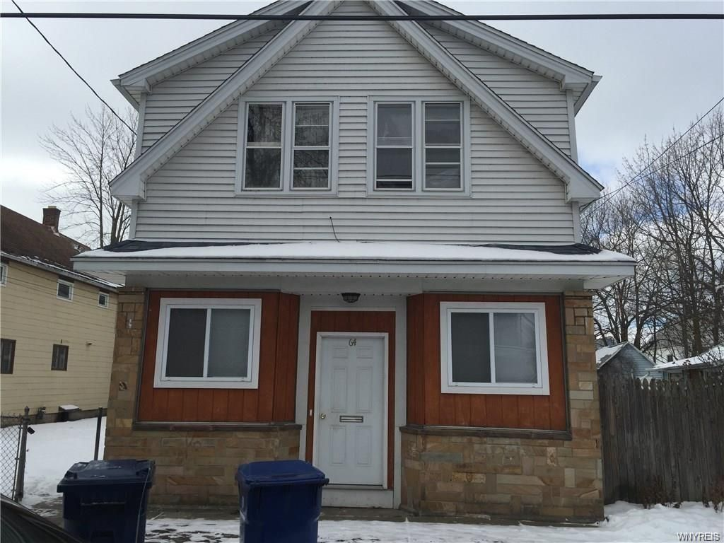 Best Property For Sale 62 Clay Street Buffalo Ny New York