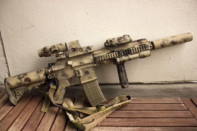 HK 416 DEVGRU - Tìm với Google | Military guns, Guns tactical, Guns