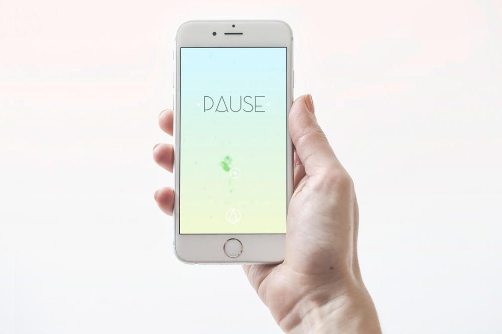 Review Mindfulness app helps users 'Pause' Mindfulness
