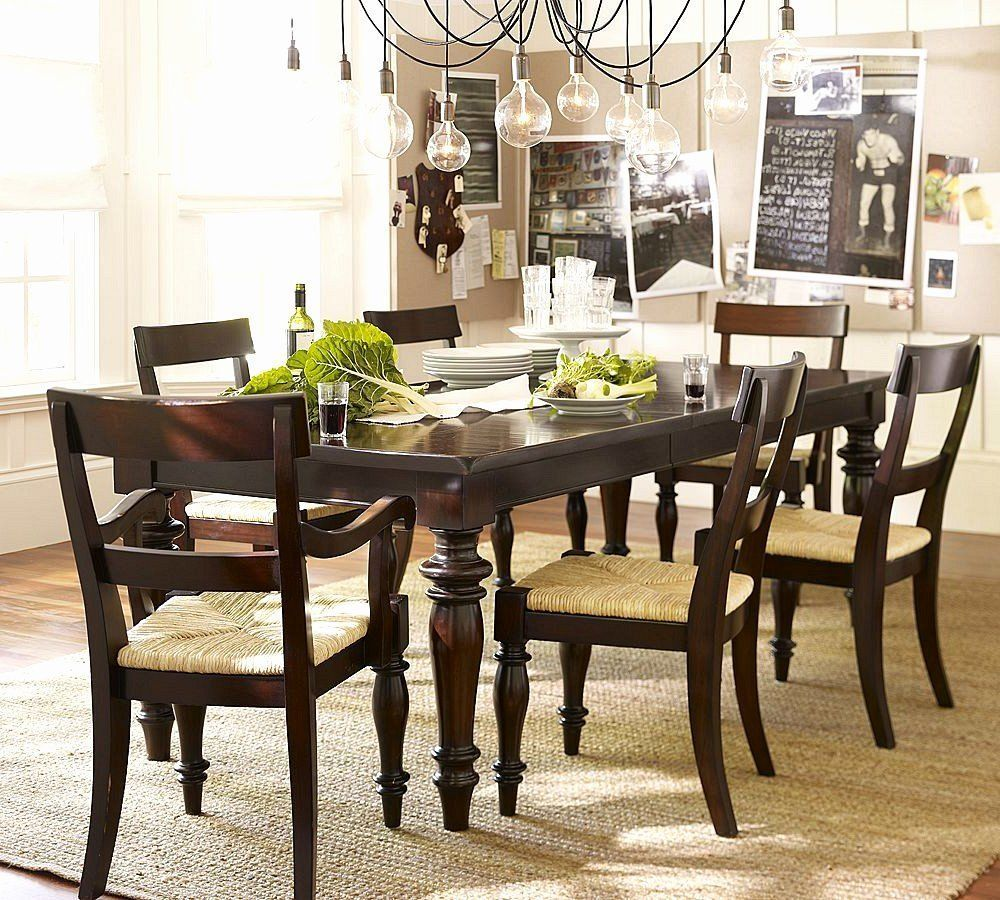 Barn Style Dining Room Table New Pottery Barn Style Dining Table