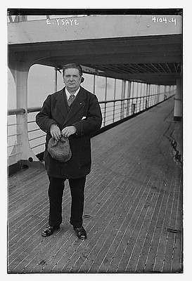 Photo of E. Ysaye Number 945 Vintage 2475