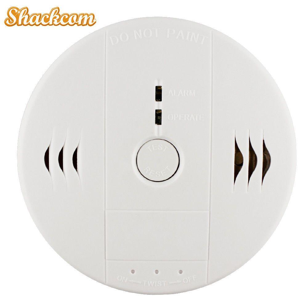 CO Carbon Monoxide Tester Alarm Warning