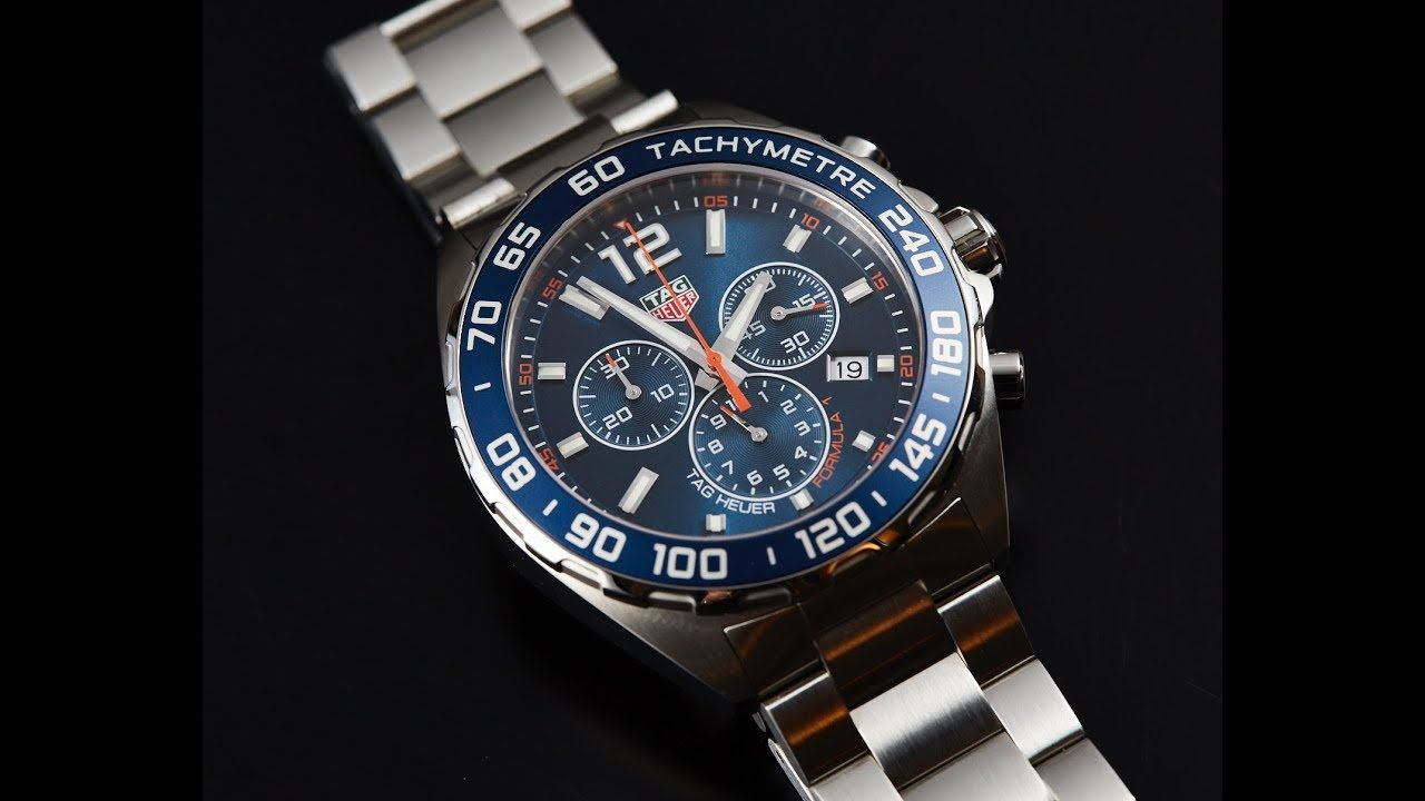 Wide Range of Tag Heuer Formula 1 Watches
