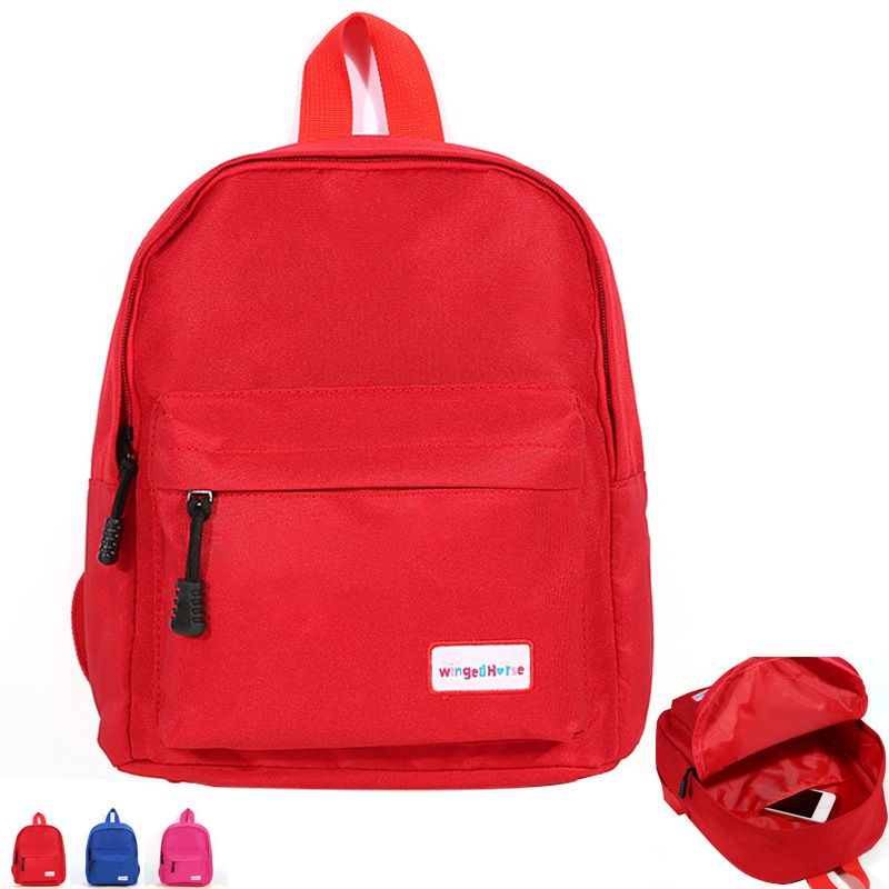 92694a15688 simple boy girl bag,kid backpack, children school bag   Products-can ...