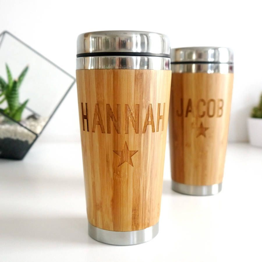 Custom Travel Mug Gifts For S Gift Personalised His And Hers Set Of 2 Personalized Name Mugs