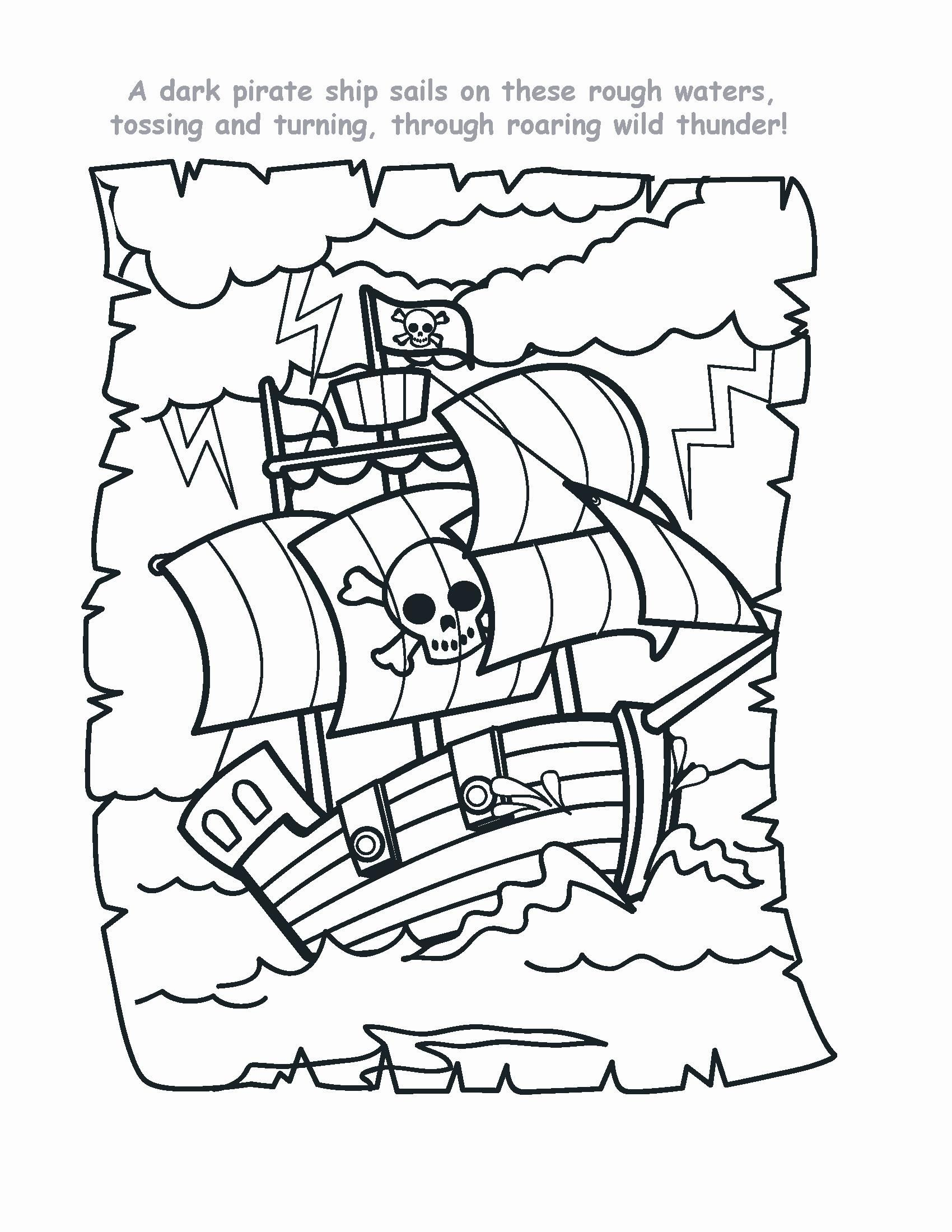 pirate coloring pages Google