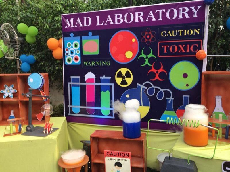 Image Result For Science Lab Vbs Decorating Ideas Science Lab