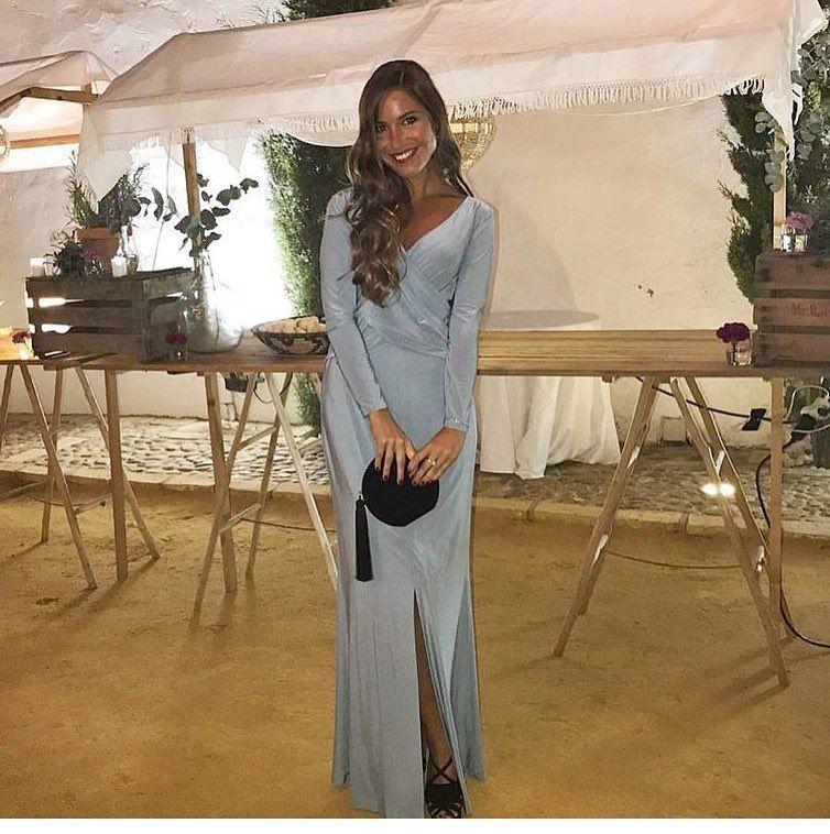 1 755 Me Gusta 17 Comentarios Invitada Ideal By Margarita Invitadaideal En Instagram La Eleg Vestidos De Boda Invitadas Boda Invierno Vestidos Invitada