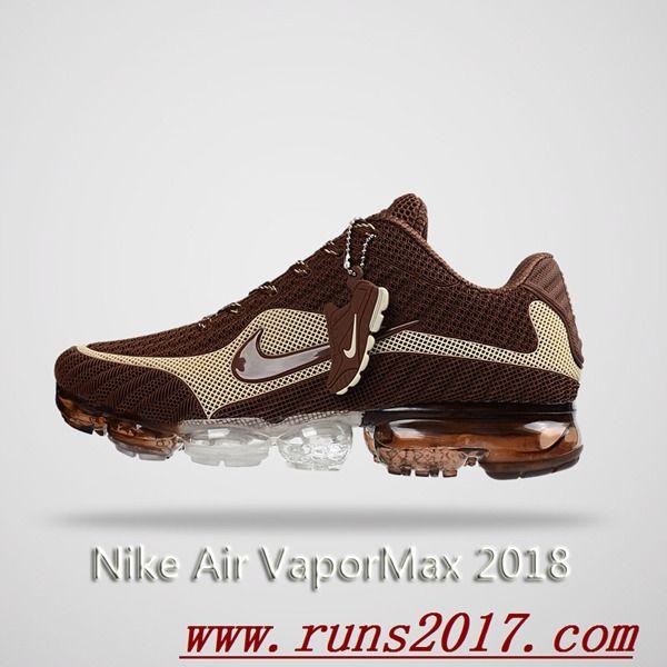 Nike Air Vapor Max 2018 Brown Beige