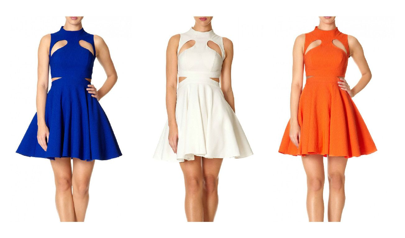 Which color would you choose? #ForeverUniqueDresses  http://www.boudifashion.com/ladies/brands/forever-unique.html  #BoudiFashion #ForeverUnique #Dress #Designer #Fashion #Love  #heart #Amazing #Celebs #TBT #Shopping #ShortDresses #UK #DesignerFashion #Spring #Summer #Ladies #Stylish