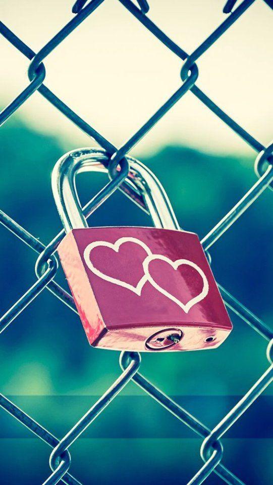 Картинки на блокировку экрана сердечко