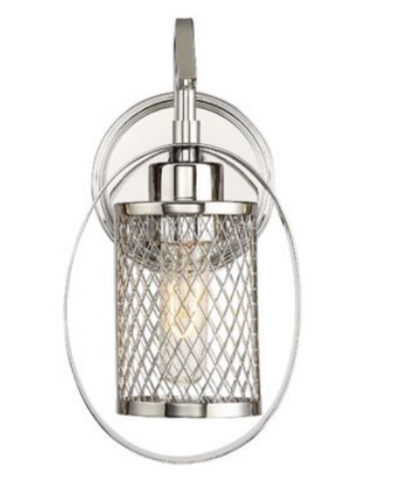 Pin by Discount Luxury on www.discountluxury.ca   Wall ... on Decorative Wall Sconces Candle Holders Chrome Nickel id=29768