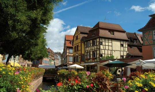 France Beautiful Places Culture Of France Alsace France