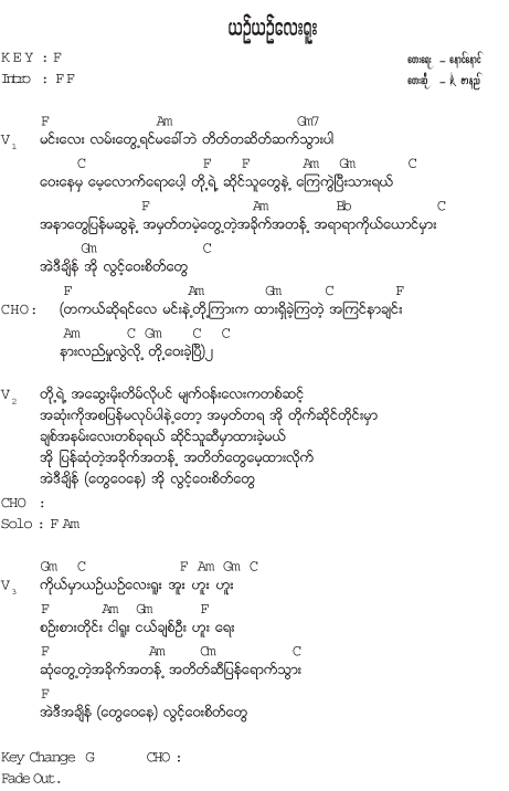 Myanmar Love Ebook