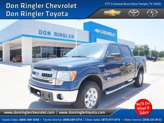 2013 Ford F150, 9,454 miles, $33,991.