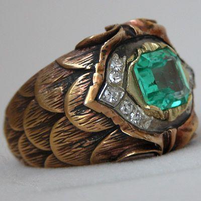 Antique Men's ring