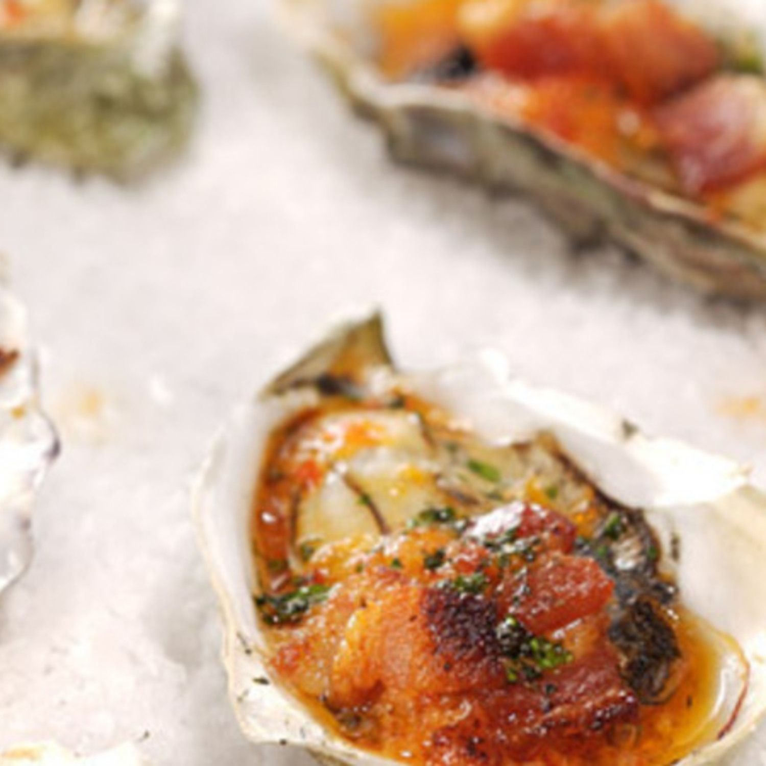 Louisiana Jacked Up Oysters