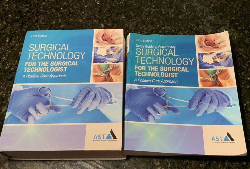 Surgical Technology For The Surgical Technologist 5th Edition Text Book Study Surgicaltechnologist Surgical Technolo Book Study Surgical Technologist Textbook