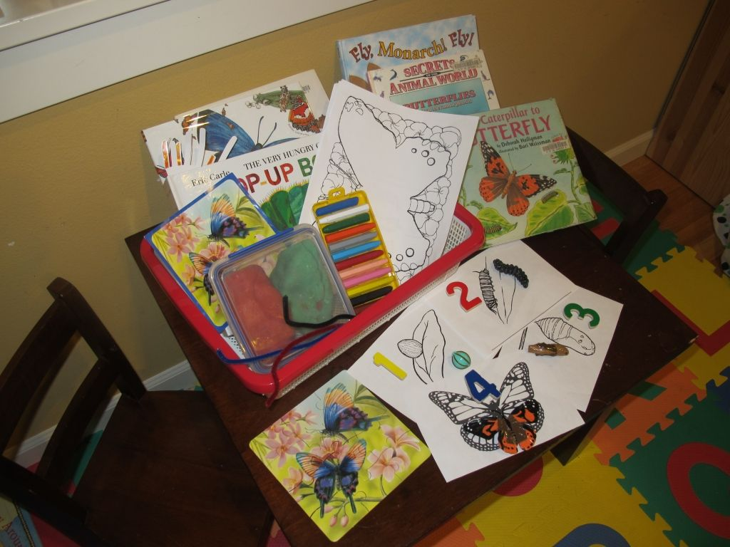 Tons Of Caterpillar To Butterfly Activities For