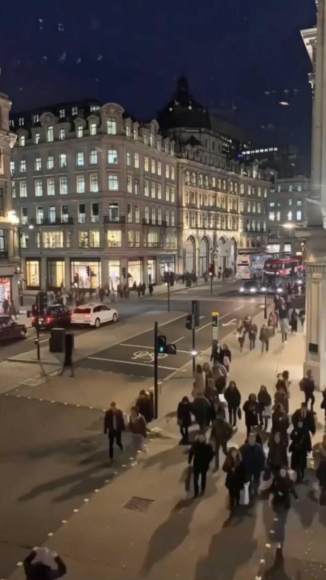 london.travelers on Instagram: Timelapse-paced Reg