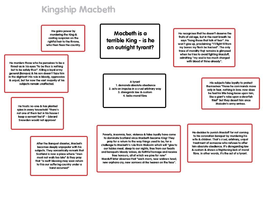 macbeth summary in simple english