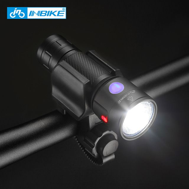 Bike Light Usb Rechargeable LED Road Front Flashlight Lamp Bicycle Accessories