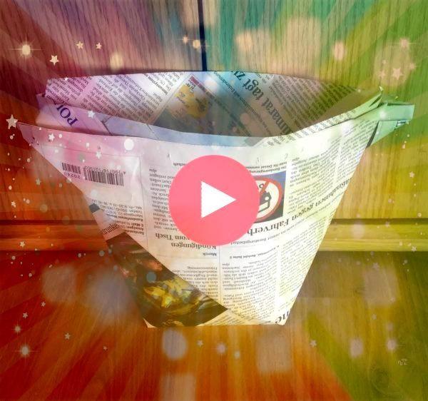 selber machen aus Zeitung zero waste Mülltüten selber machen aus Zeitung zero waste Mülltüten selber machen aus Zeitung zero waste Why have a regular...
