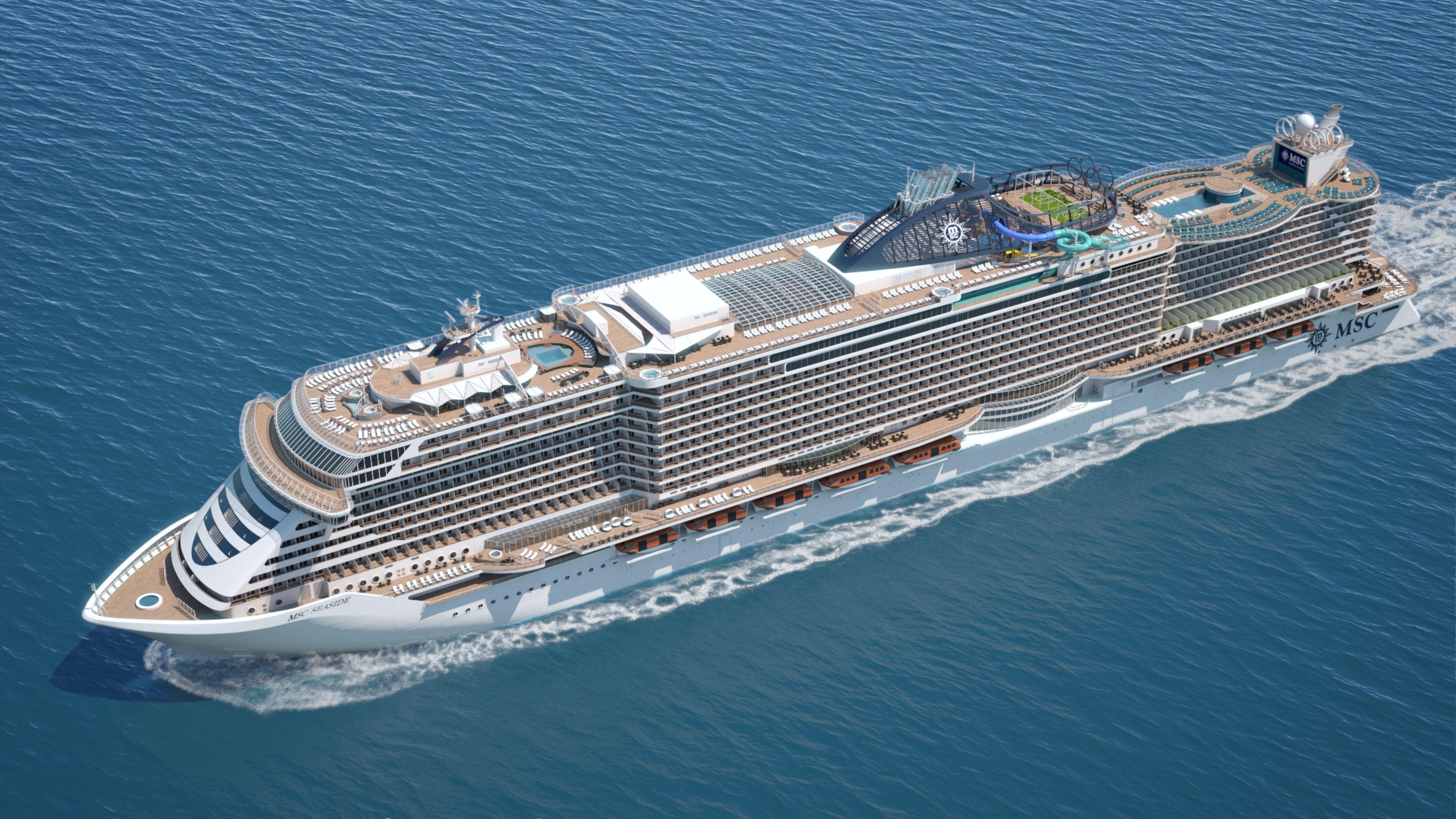 b28a0e7a811 MSC Seaside Cheap Cruises, Msc Cruises, Msc Divina, Best Cruise Deals,  Cruise