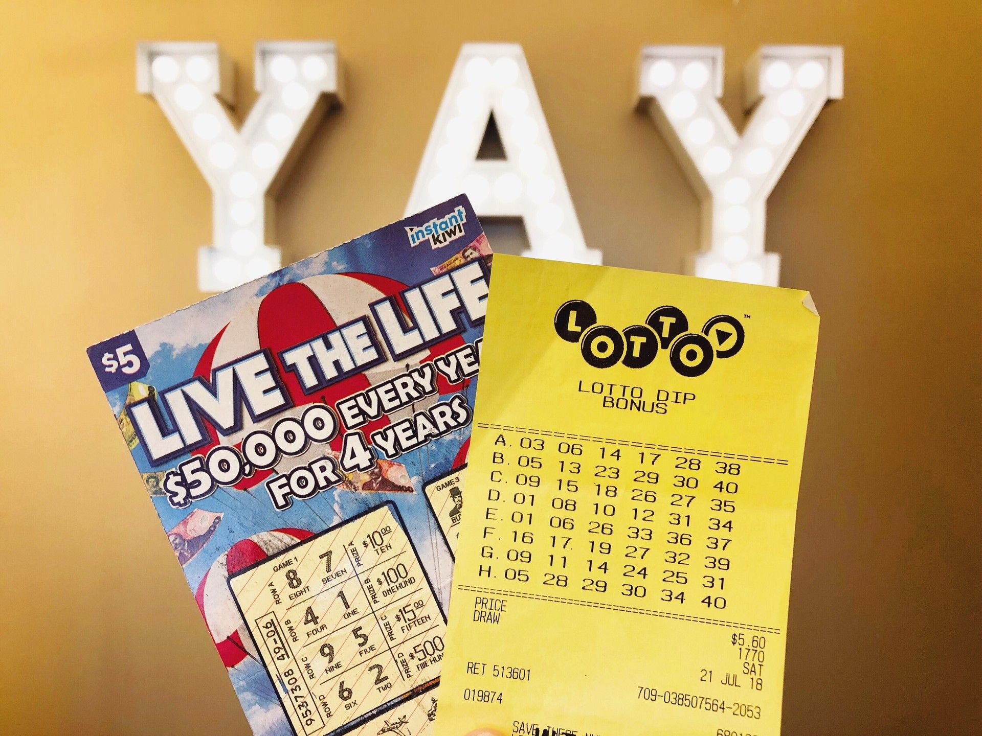 Million Dollar Xmas Lotto Draw On Christmas Day In 2020 Lotto Lotto Draw Winning Lottery Ticket