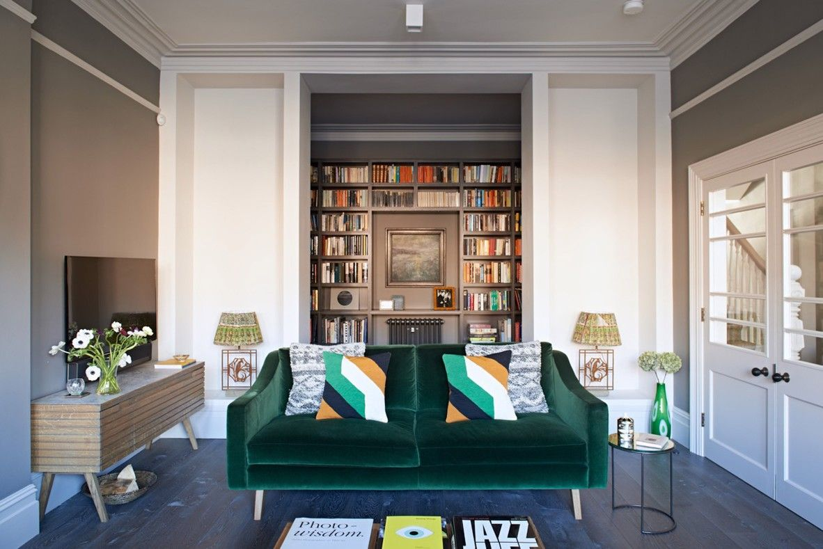 By richard parr and associates edwardian house renovations living rooms houses also damn in rh pinterest