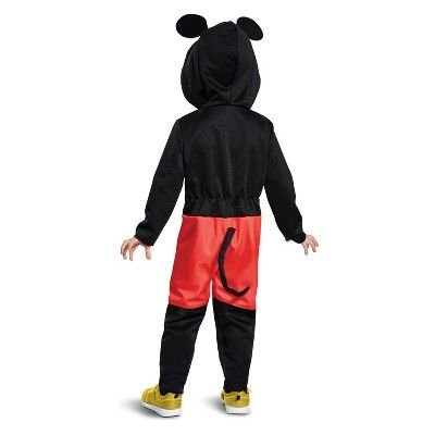 b4c352efd37 Halloween Toddler Mickey Mouse Halloween Costume 3T-4T